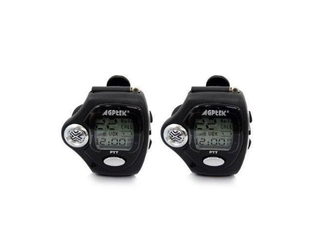 Fashion Radio Remote Talker Walkie Talkie Two Way 2-Way WristWatch
