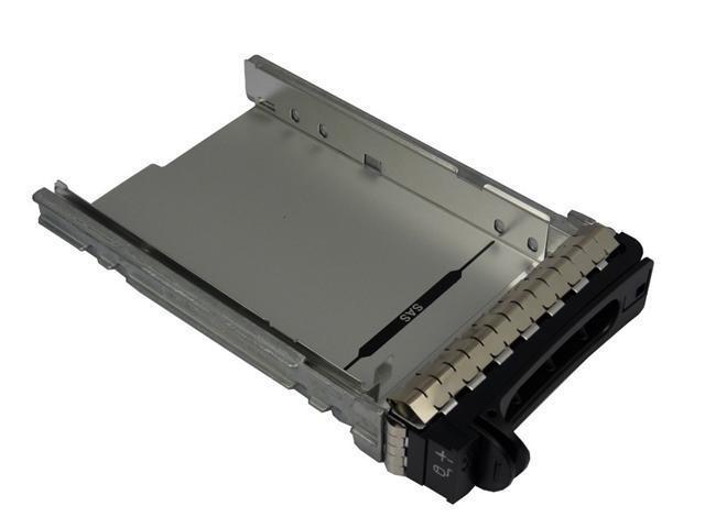 "3.5"" F9541 NF467 H9122 G9146 MF666 SAS/SASTu Hard Drive Tray/Caddy + Screws for Poweredge 1900 1950 2900 2950 2970 R200 R300 ..."