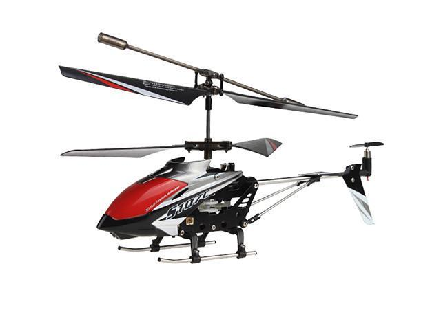 Syma S107C Camera 3 Channel Remote Control Helicopter with Gyro & Video Recording
