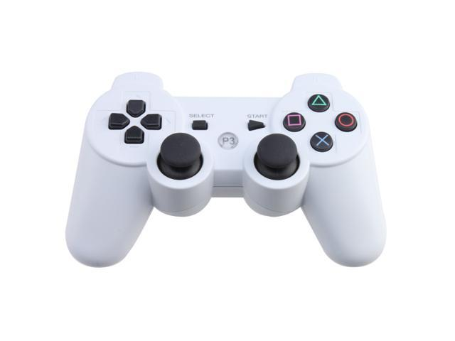 Wireless Bluetooth Game Pad for PS3/PlayStation 3 - White