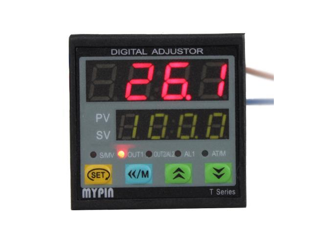 PID Temperature Controller+SSR-40DA