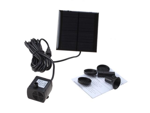 Solar Power Water Pump System
