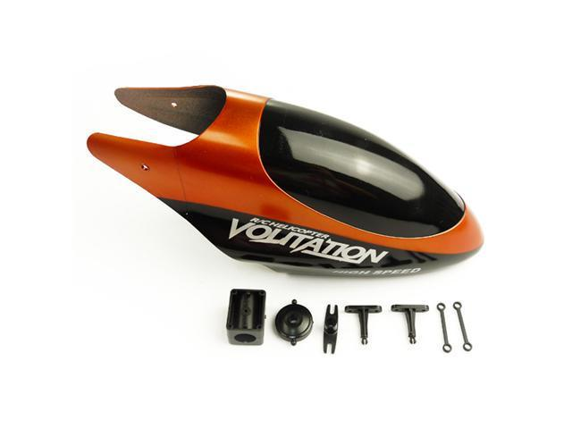Double Horse DH 9053 Volitation RC Helicopter 9053-27 Head Cover+Nose, tail tube fixed 9053-20