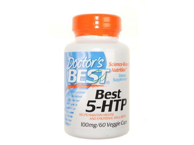 Doctor's Best Best 5-HTP (100 mg) 60 Capsules