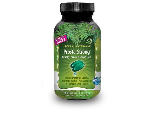 Prosta-Strong with Saw Palmetto, 180 Softgels, Prosta Strong, From Irwin Naturals