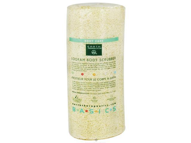 Sponge-7  Loofah Body Sponge - Earth Therapeutics - 1 - Sponge