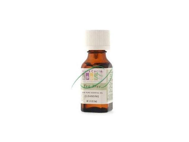 Tea Tree - Aura Cacia - 0.5 oz - EssOil