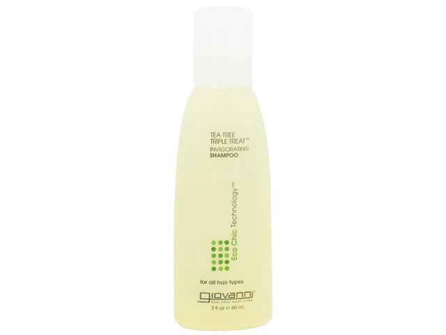 Shampoo-Tea Tree Triple Treat - Giovanni - 2 oz - Liquid