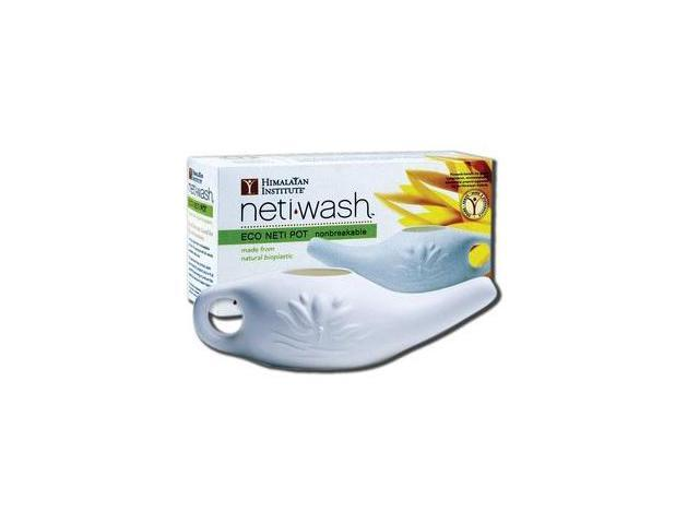 Neti Wash Eco Neti Pot - Himalayan International Institute - 1 - Pot