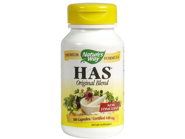 HAS Original Formula - Nature's Way - 100 - Capsule