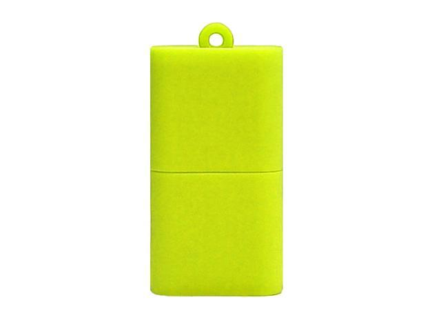 SEgoN Magnet U Design for your consideration 16GB USB 2.0 Flash Drive Model Green Ding U-16GB