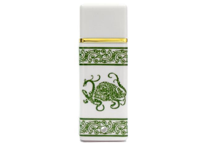 SEgoN China Style of Ceramic Design Series 8GB USB 2.0 Flash Drive Model Iron Dino- 8GB