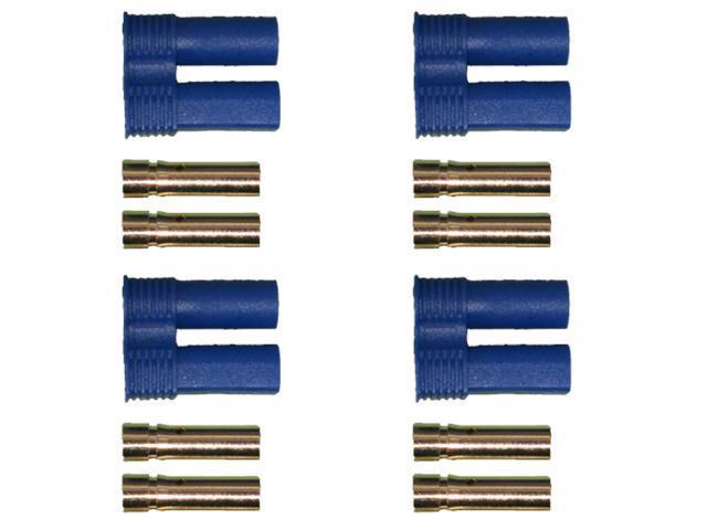 Male EC5 Connectors (4 count)