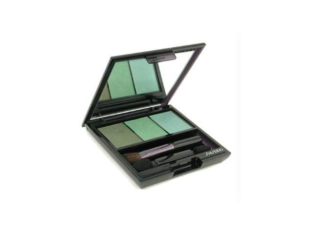 Luminizing Satin Eye Color Trio - # GR305 Jungle - 3g/0.1oz
