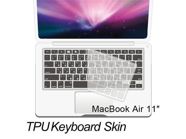 """[ZIYA] Apple MacBook Air (11"""") Keyboard Cover Protector Skin (TPU)"""