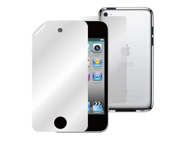 [CASE4U] iPhone-4S Screen and Body Protector Skin (Mirror)