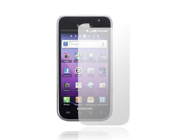 CLEAR LCD SCREEN PROTECTOR 4 SAMSUNG GALAXY S VIBRANT 4G T959V