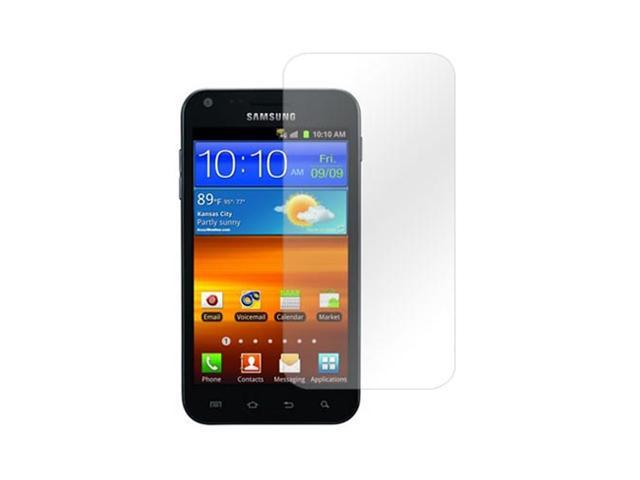 LCD Screen Protector Cover Kit For Samsung Epic 4G Touch