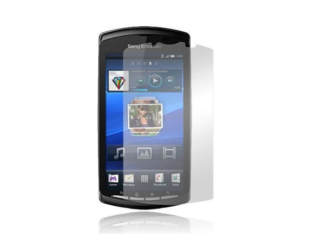 Mirror Effect LCD Screen Protector Cover Kit Film For Sony Ericsson Xperia Play