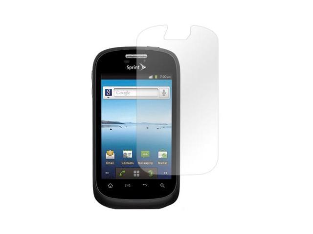 Clear LCD Screen Protector Cover Kit Film For ZTE Fury N850