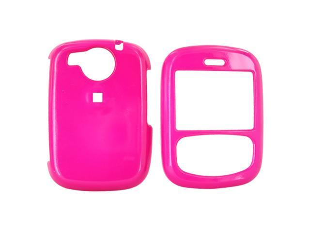 Audiovox Cricket TXTM8 Hard Plastic Case  - Hot Pink