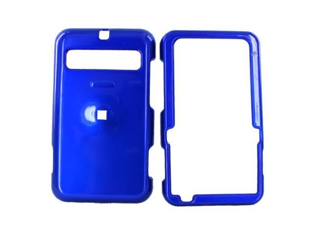 Cricket A300 Hard Plastic Case - Blue