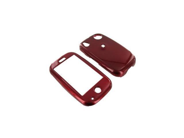 Palm Pre Plastic Case  - Red