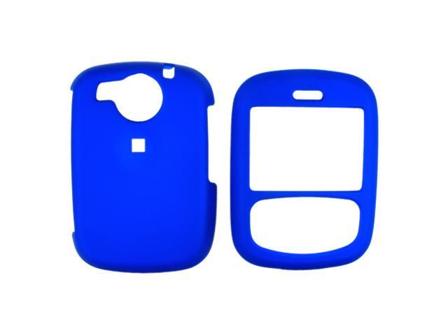 UTStarcom Audiovox Cricket TXTM8 Rubberized Plastic Case  - Blue