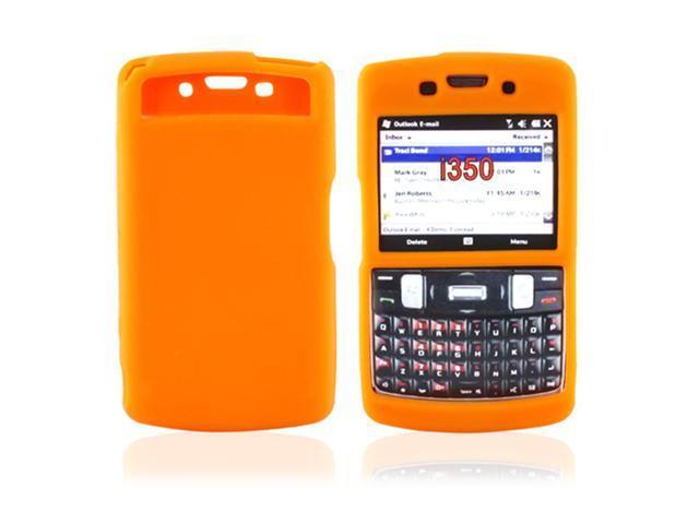 Samsung Intrepid i350 Silicone Case  Rubber Skin - Orange