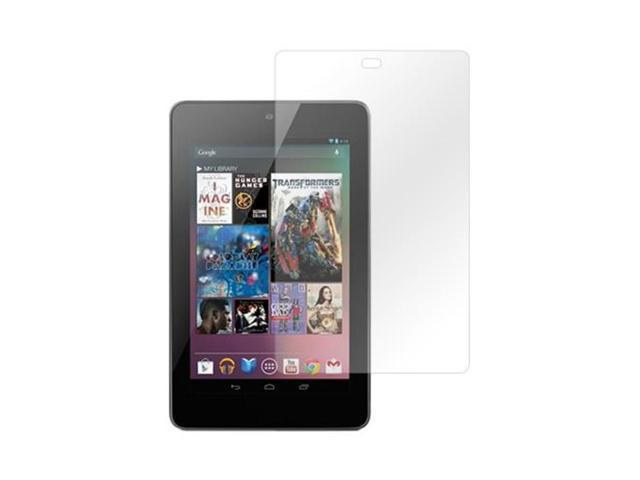 Google Nexus 7 Screen Protector Film Guard - Clear