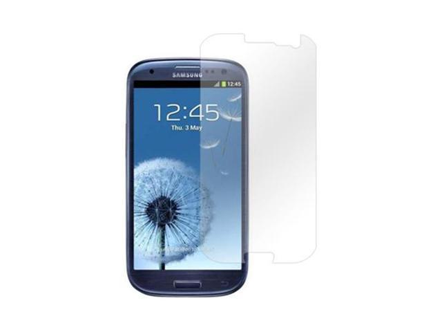 Samsung Galaxy S3 Lcd Screen Protector Bundle Combo W/3 Clear LCD Screen Protectors