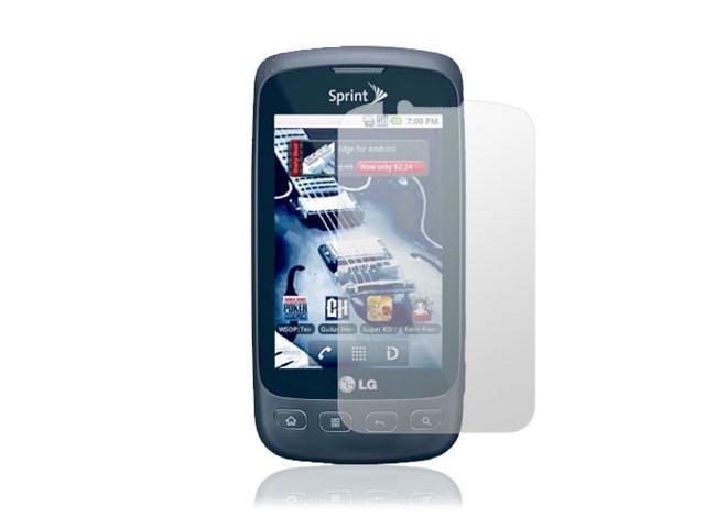 For Premium LG Optimus S Screen Protector LCD Film