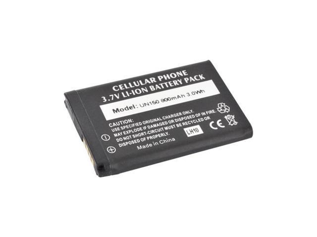 Black 1600 mAh Back Up Standard Replacement Battery For Motorola Droid Bionic XT875