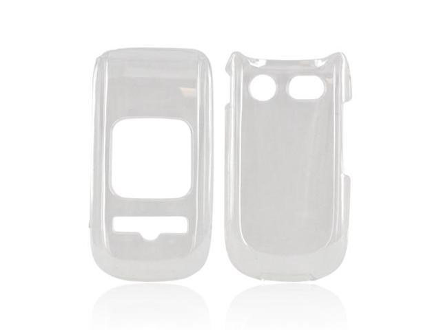 Slim & Protective Hard Case for Pantech Breeze 3 - Clear