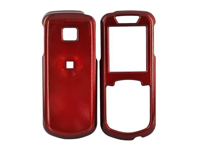 Samsung Stunt R100 Hard Plastic Case - Red