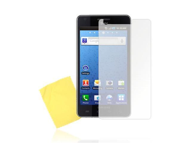 Samsung Infuse I997 Anti-glare Lcd Screen Protector Cover Kit Film