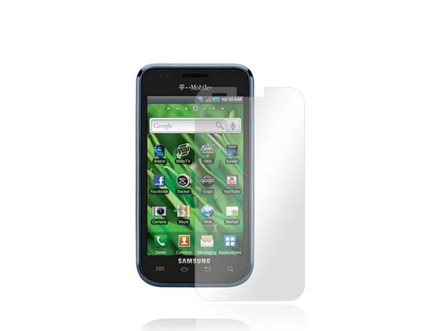 Luxmo Samsung Vibrant T959 Mirror Lcd Screen Protector Cover Kit Film