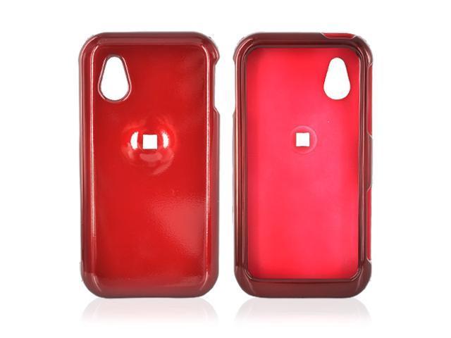 LG Arena Gt950 Hard Plastic Case - Red
