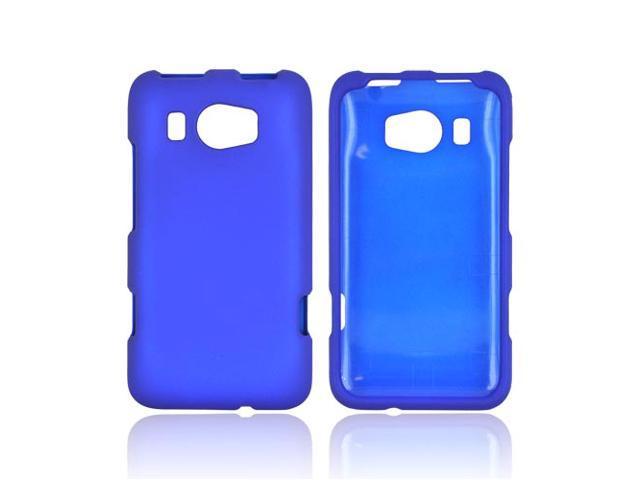 HTC Titan 2 Rubberized Hard Case - Blue