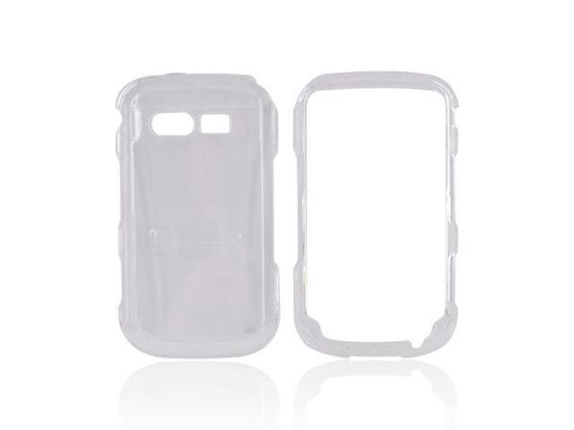 Slim & Protective Hard Case for Pantech Caper - Clear