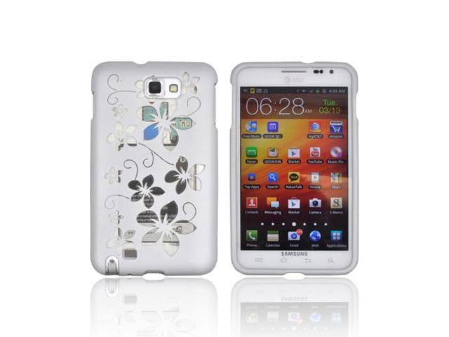 Slim & Protective Hard Case for Samsung Galaxy Note - Clear