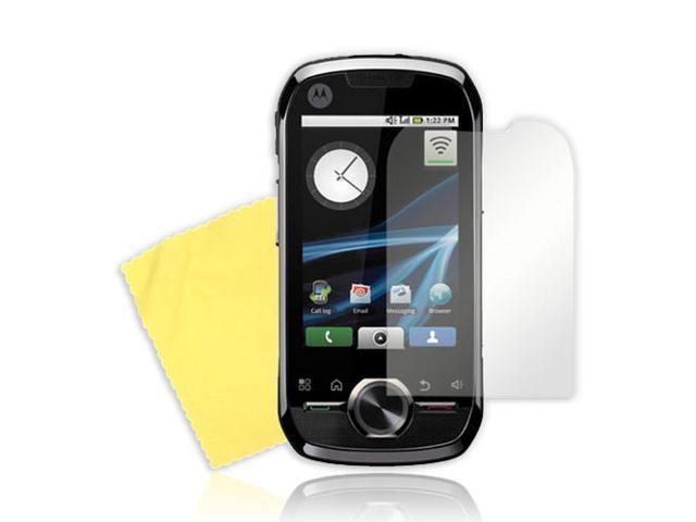 Motorola I1 Lcd Screen Protector Cover Kit Film Mirror CLEAR
