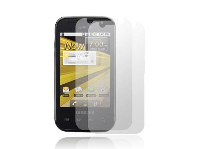 Clear Premium Screen Protector Cover Film Guard For Samsung Transform M920