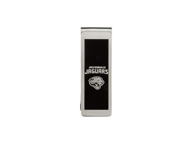Jacksonville Jaguars Logo Money Clip in Stainless Steel
