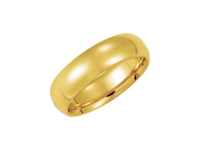 Classic Comfort Fit Wedding Band (6.00 mm)