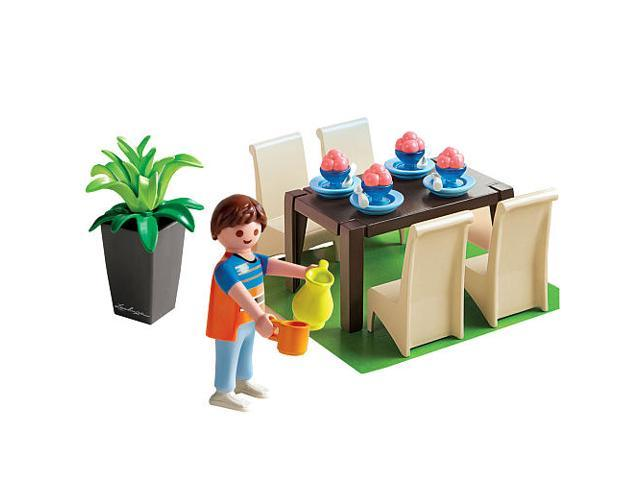 Playmobil grand dining room for Playmobil dining room 5335