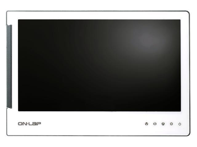 "GeChic 1302 13.3"" HD LCD Portable Monitor - VGA HDMI Minidisplay Port"