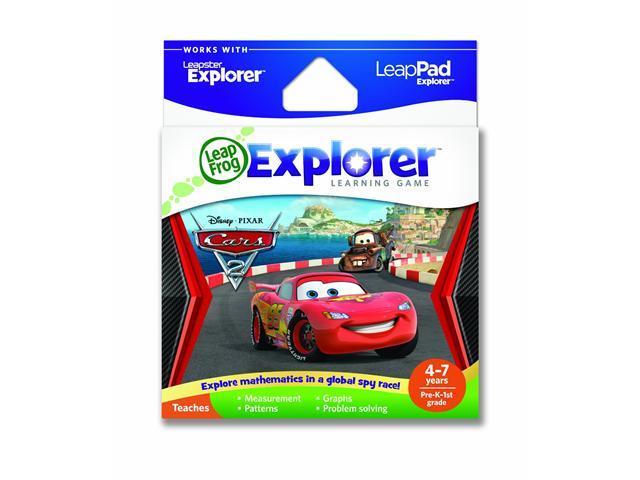 LeapFrog Explorer Learning Game - Disney Pixar Cars 2