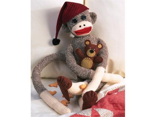 Janlynn Peejay The Sock Monkey