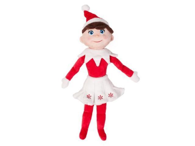 The Elf on the Shelf Girl Light Plushee Pal